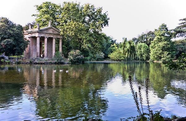 Roma, 5 parchi dove andare a prendere il sole