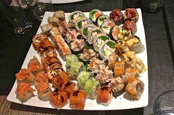 napoli sushi