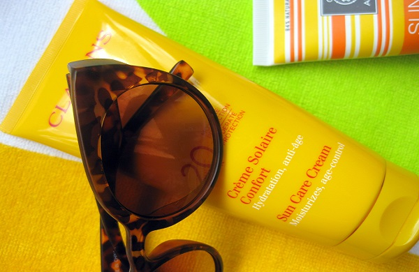 Sunscreen for body