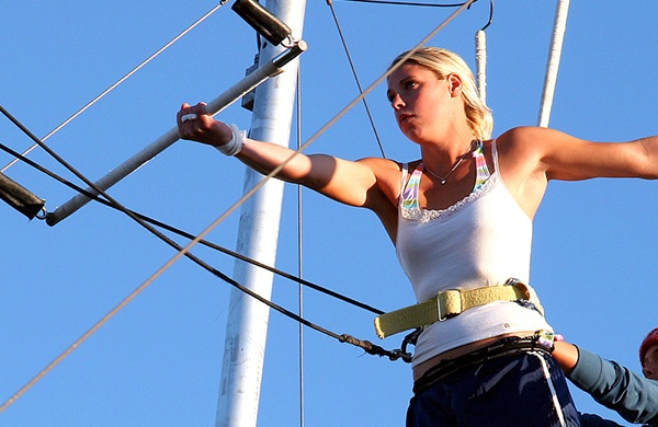 top cities for trapeze