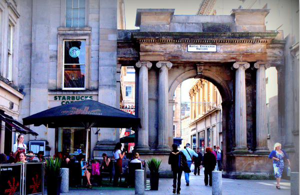 Explore The Glasgow Style Mile