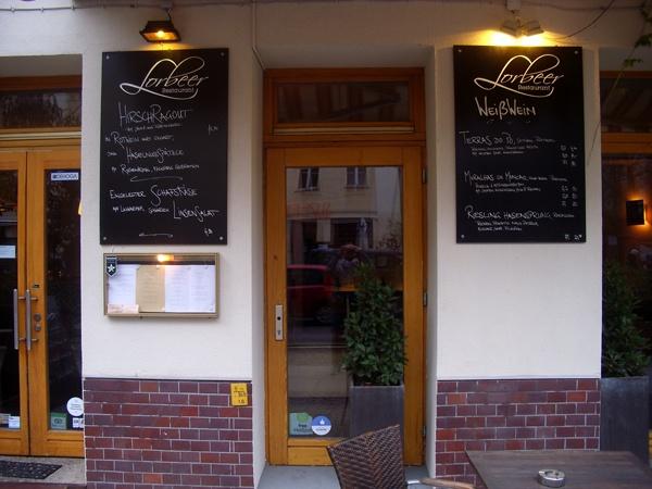 Café Lorbeer Berlin