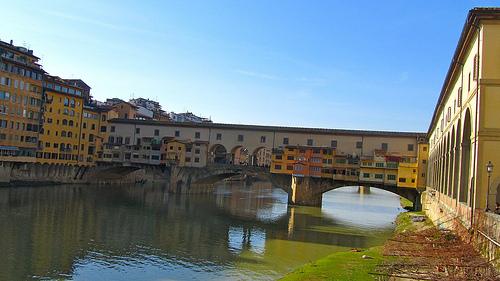 fiume Arno Firenze