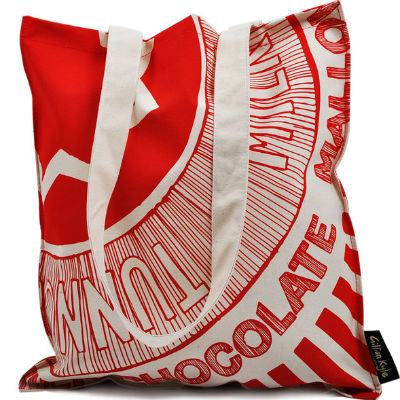 Gillian Kyle Tunnocks Teacake Tote Bag
