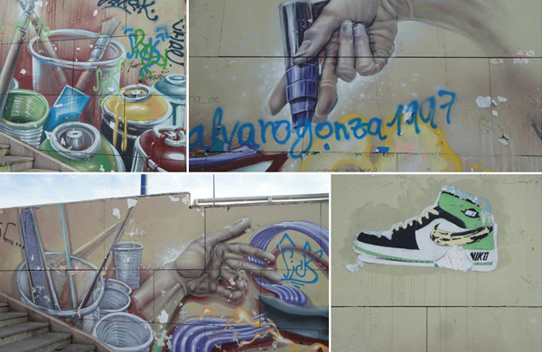 Grafiti Sevilla
