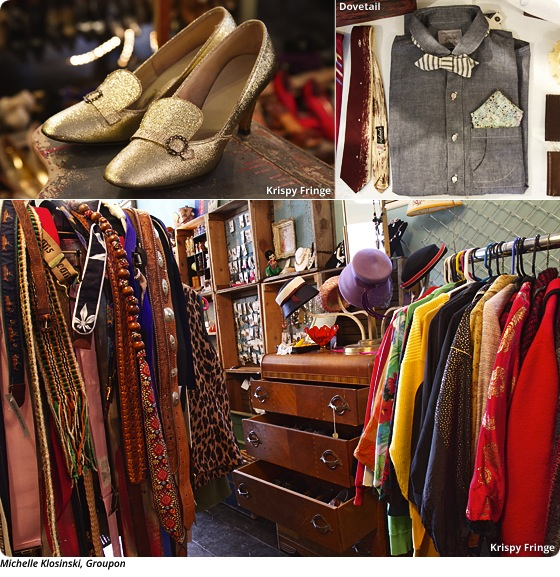 Nostalgia for Sale: Vintage Shopping on West Chicago Avenue