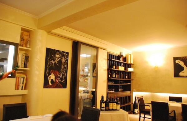 Inopia, il ristorante di Andrea Dolciotti a Roma San Pietro