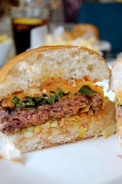 Manchester Burger