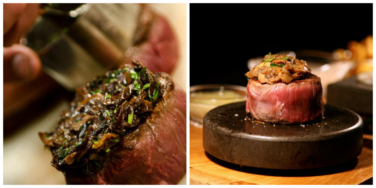 Steaks from Rustic Stone Dublin