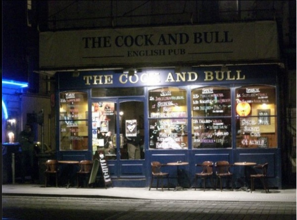 The Cock and Bull