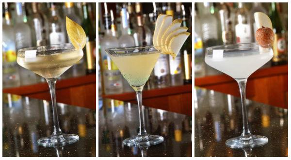 Cocktails at Mint Bar Dublin
