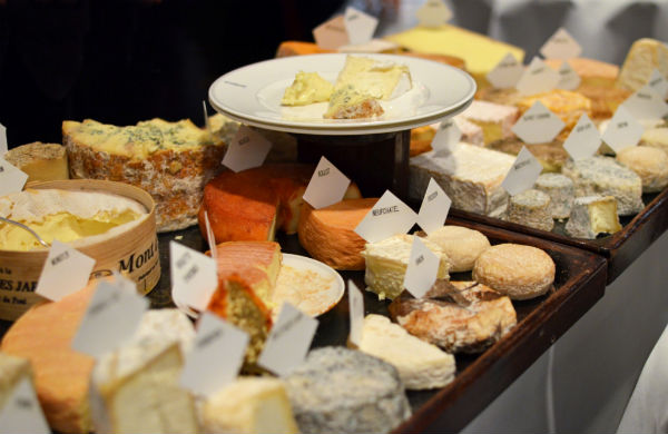 Top 5 Cheeseboards in London