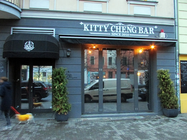Kitty Cheng Bar
