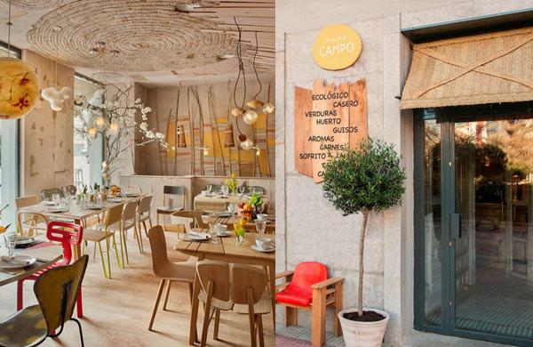 Restaurantes Madrid: Mama Campo