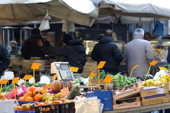 Piccola guida ai mercati di Roma dove fare spesa consapevole