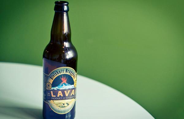 Beer Stalker: Ölvisholt Brugghús's Lava