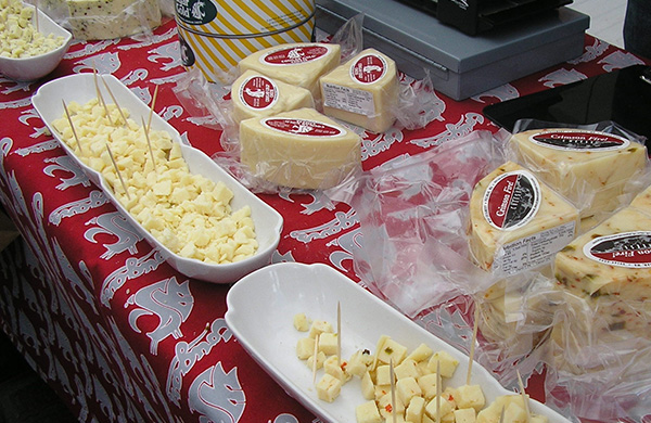 Taste Washington through Local Cheeses
