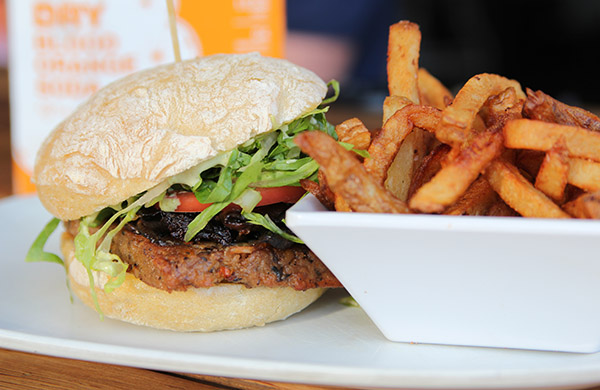 The Five Best Veggie Burgers in Seattle