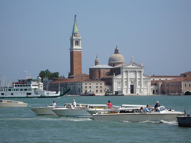 barche venezia