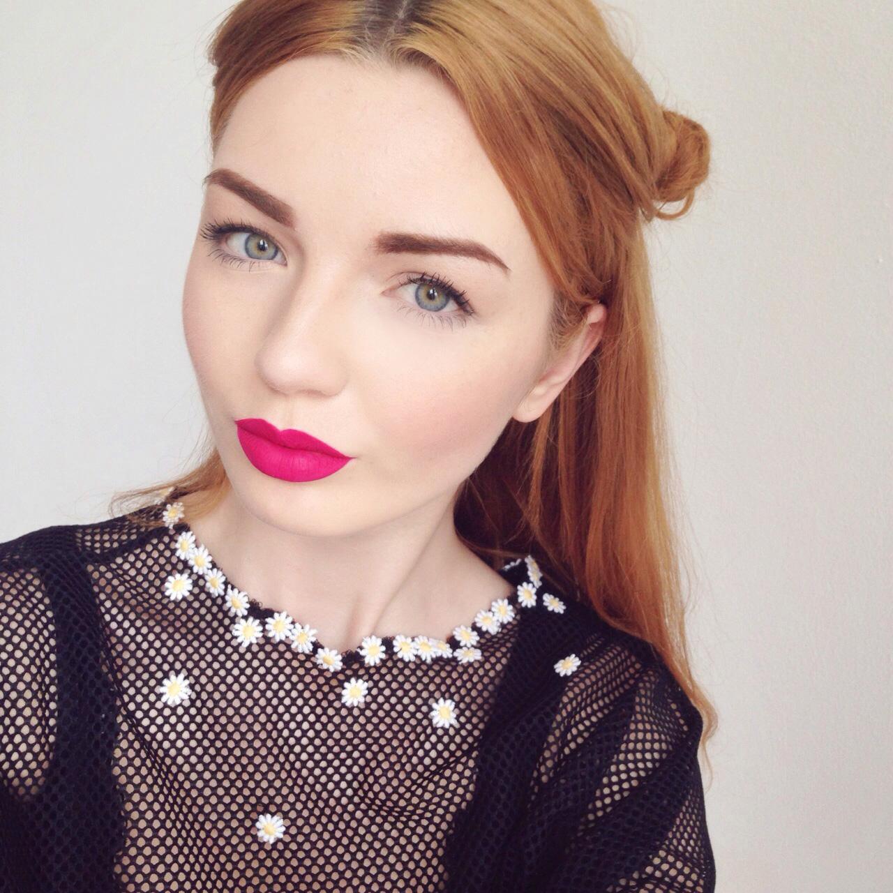 Hannah Louise Fashion Blogger