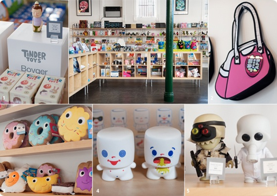 Five Finds: Art Meets Play at Rotofugi in Lincoln Park