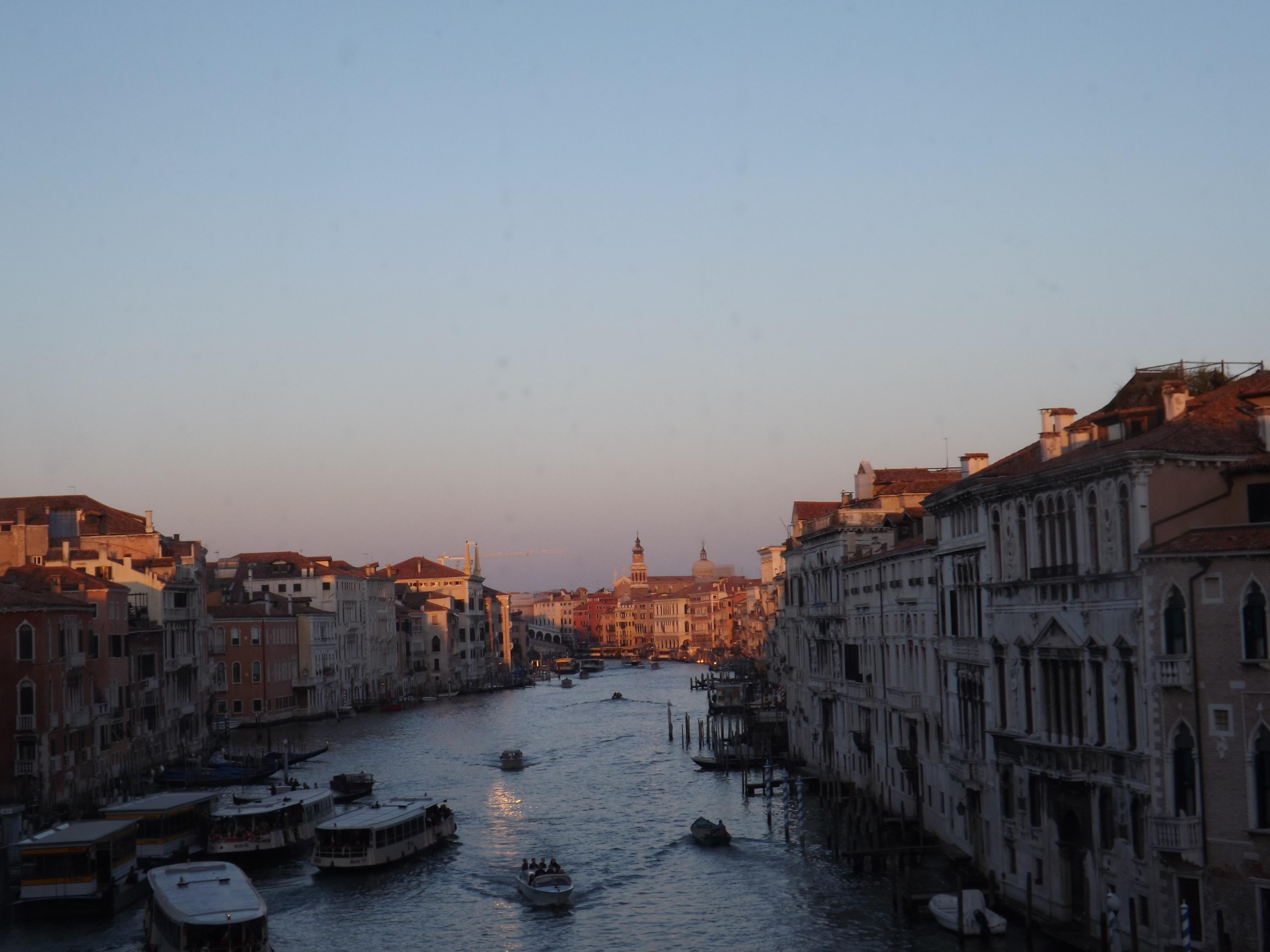 Lo sposalizio del mare a Venezia
