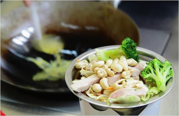 Wok cucina