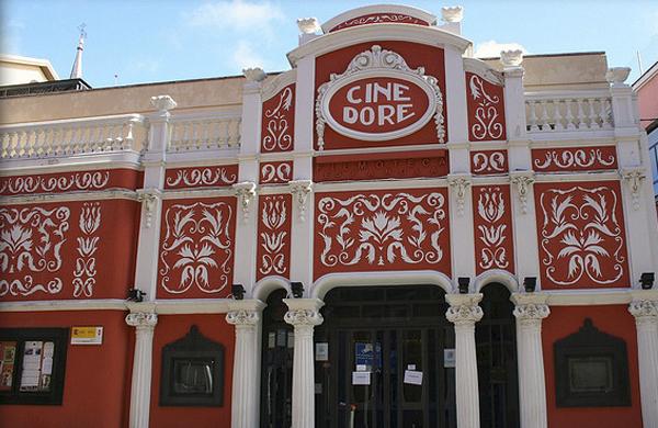 Cines independientes en Madrid