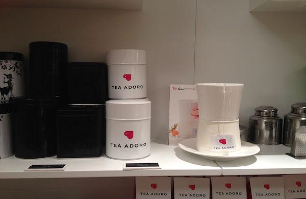 Tea Adoro, un salon de thé adorable et au cadre féerique !