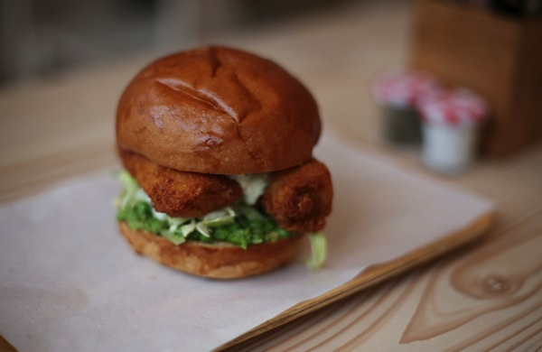 London's Top 5 Fish Finger Sandwiches