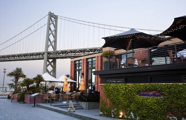 Waterbar Bar Agricole Among Best San Francisco Patios