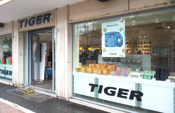 Negozi tiger a roma gli indirizzi del regno del gadget for Negozi sedie ufficio roma