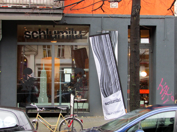 Friseur Schlumilu in Berlin