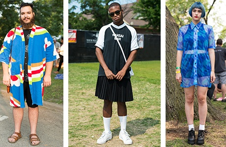 Pitchfork Music Festival's Best-Dressed Fans