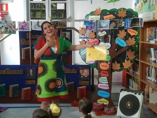 Bibliotecas de Sevilla donde suenan cuentos