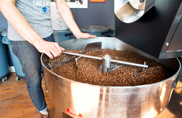 HalfWit Coffee Roasters Builds a Business from the Grounds Up