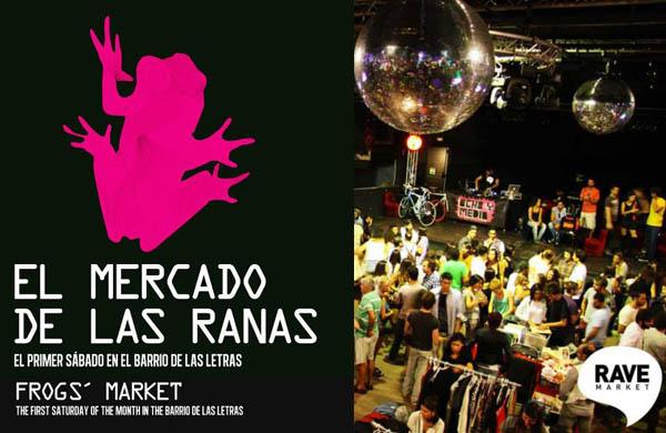 Los mercados efímeros de Madrid
