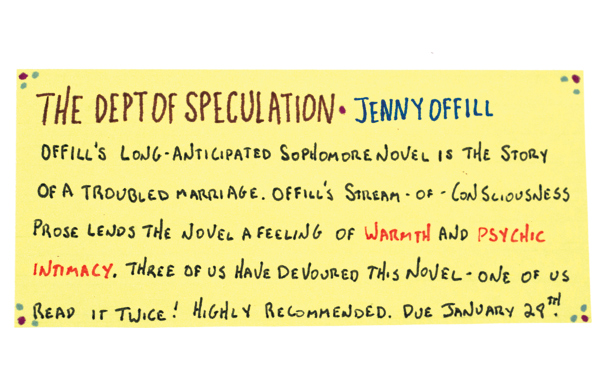10-Handwritten-Book-Recommendations-from-Unabridged-Bookstore-the-depth-of-speculation_600c390