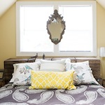 bang bang pie shop owner fills his home with vintage finds bedroom 150c150