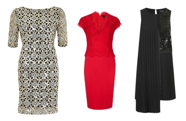 Top 5 Party Dresses for Christmas and New Year's Eve