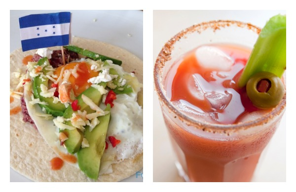 Editor's Picks - World Cup Food and Bloody Marys