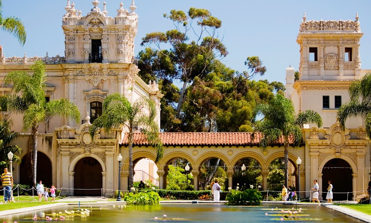 Balboa Park boasts 17 museums and cultural institutions with an incredible diversity of collections. From local San Diego history, to the history of flight, trains, or automobiles, to the workmanship of the old masters, and the arts, crafts, and culture of people near and far, recent and historical.