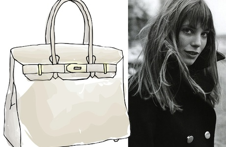 why these handbags are named for famous women