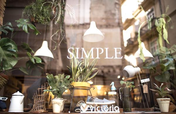 Simple, la tienda donde te quedarías a vivir en Valencia