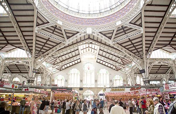 El Gran Mercado Central de Valencia