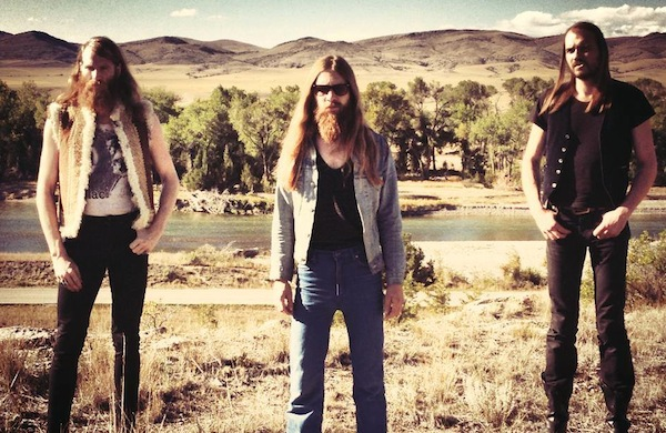 Soundtracking the Apocalypse with German Hard Rockers Kadavar