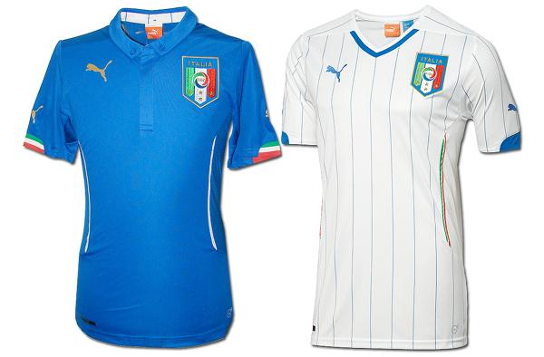 maglia italia 2014