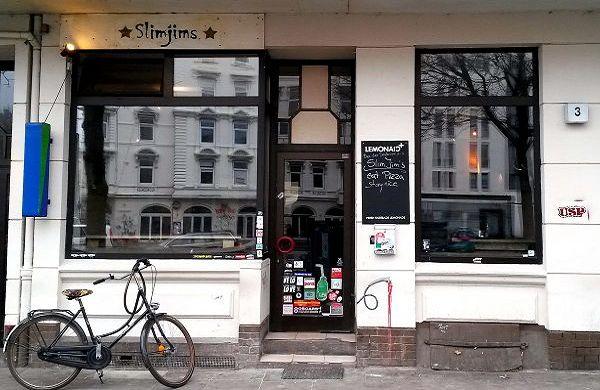 Slim Jims – außergewöhnliche Pizzen im Herzen von St.Pauli
