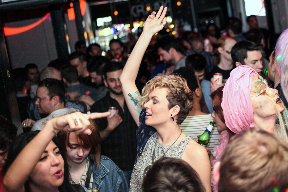 Best Bars on The Manchester Gay Scene - LGBT Women Special