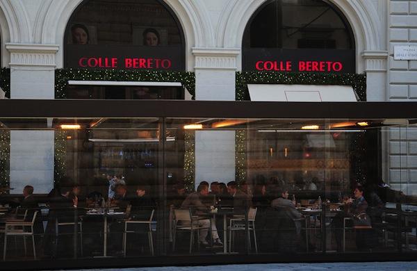 Aperitivo a Firenze al Colle Bereto Cafè